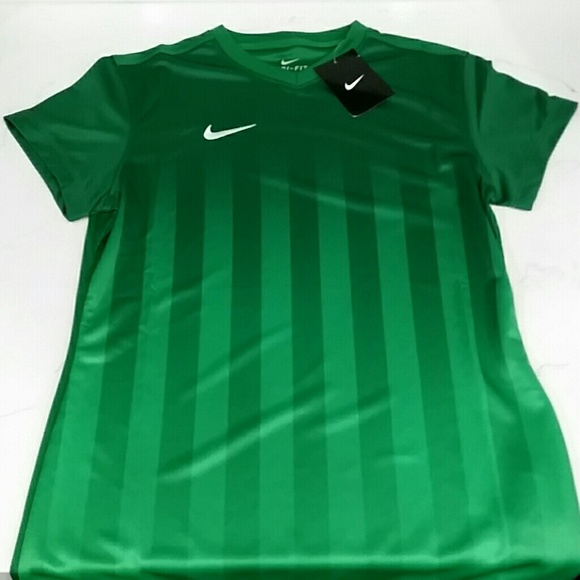 NEW Nike Green Soccer Jersey Size Small